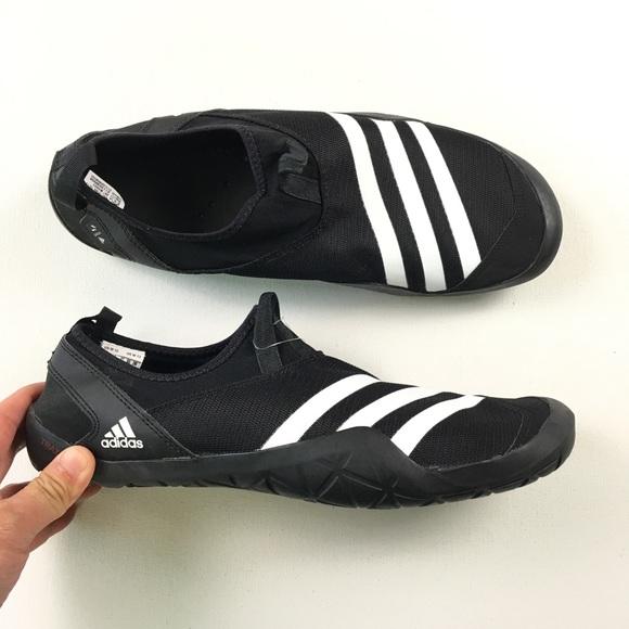 adidas Shoes | Adidas Mens Black Slip